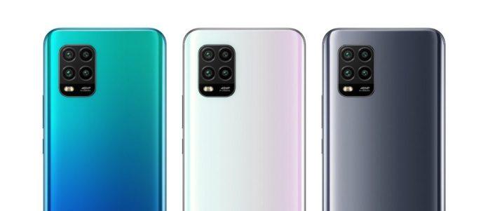 Xiaomi Mi diez Vs Mi diez Pro Vs Mi diez Lite 5G